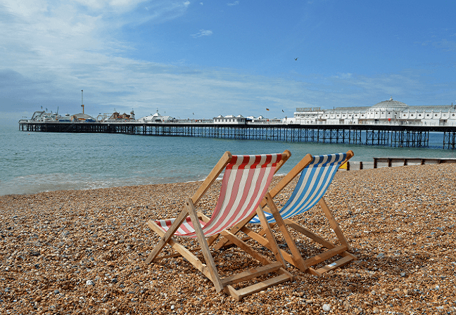 5 FREE things to do in Brighton!